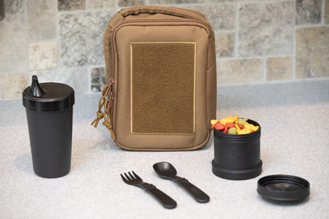 Tactical Cooler Pouch Lifestyle