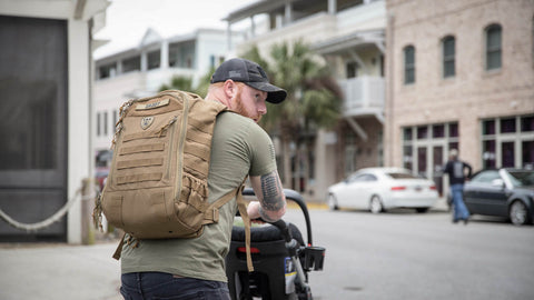 TBG Bulletproof Backpack Panel
