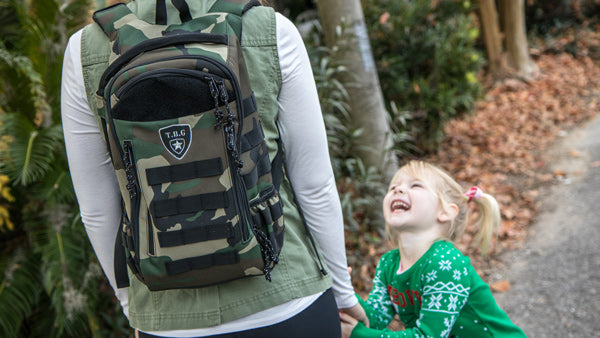 Tactical Baby Gear Daypack Mini Mom