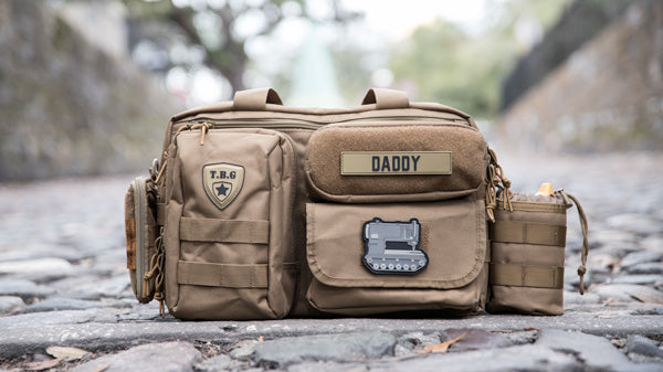 Tactical Baby Gear Deuce Diaper Bag