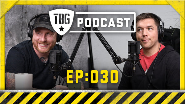 TBG podcast episode 30