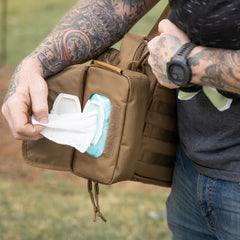 Tactical Wipe Pouch®