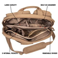 organized diaper bags for dads