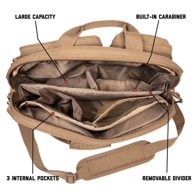 TBG Deuce 2.0 Tactical Diaper Bag™