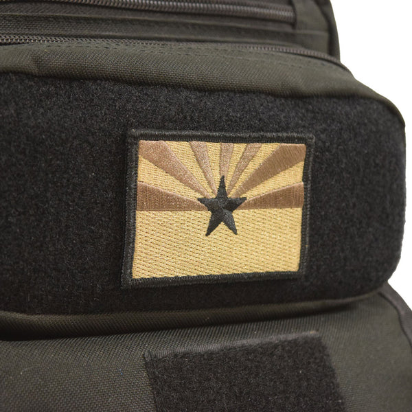 Arizona Flag Velcro Patch - Tactical Baby Gear - 2