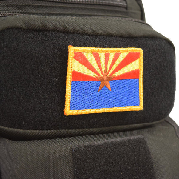 Arizona Flag Velcro Patch - Tactical Baby Gear - 1