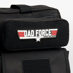 TBG Dad Force Wings Patch