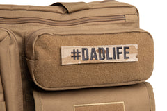 #DADLIFE Name Tape Patch