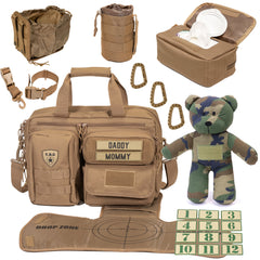 Full Load Out 2.0 Tactical Diaper Bag™ Set