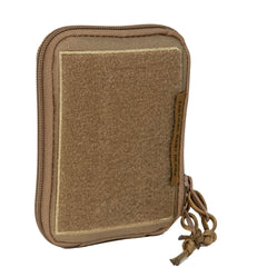 Molle attachable dump pouch trash bag accessory