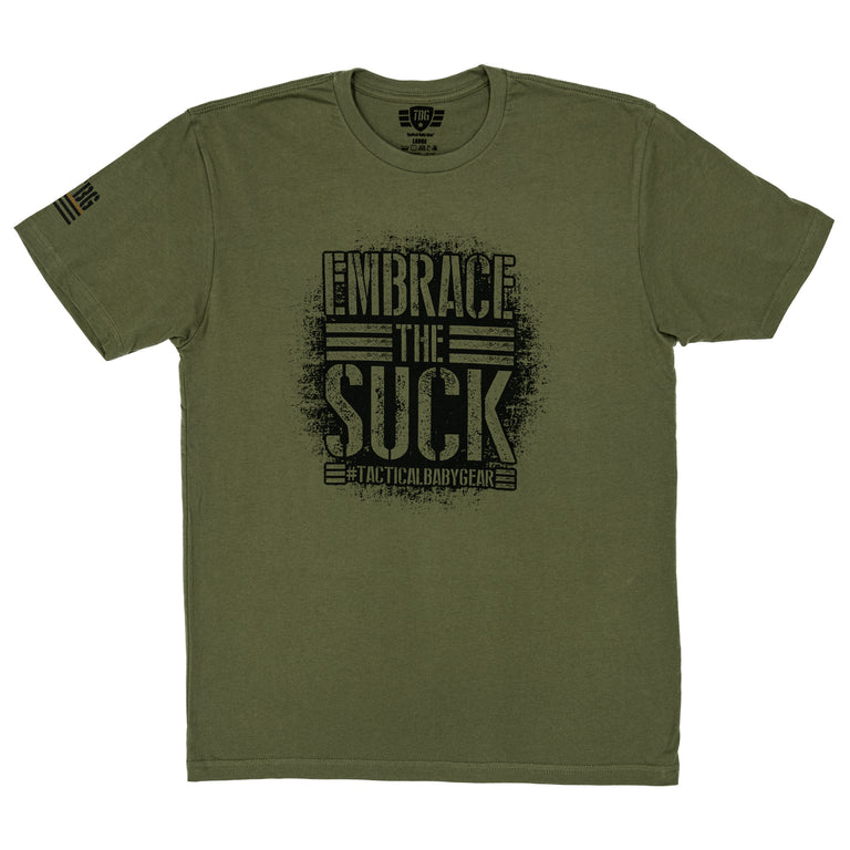 Embrace The Suck - OD Green