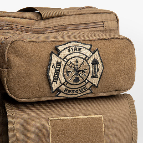 Fire and Rescue Patch