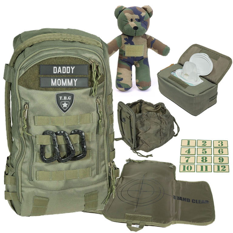 TBG Daypack 3.0 Full Load Out Set