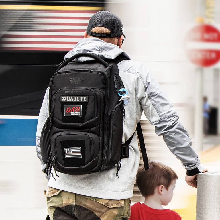MOD Backpack + Everyday Panel Kit (Woodlands Camo)