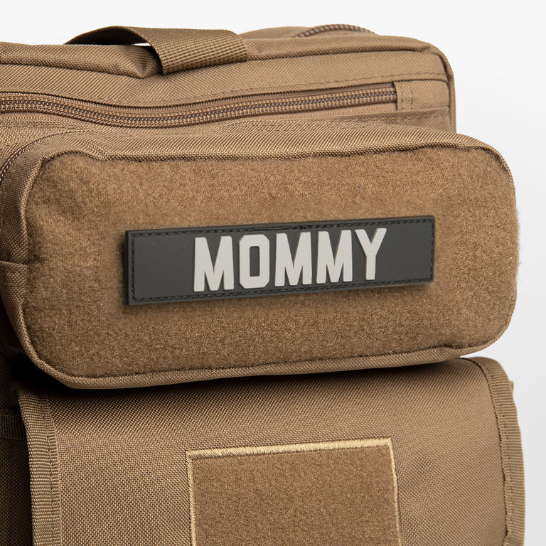 MOMMY Name Tape Patch