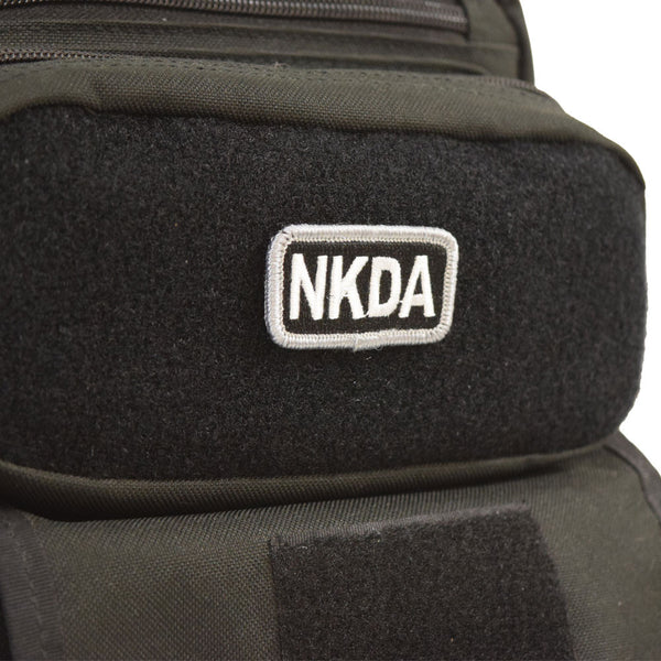 NKDA Velcro Patch - Tactical Baby Gear