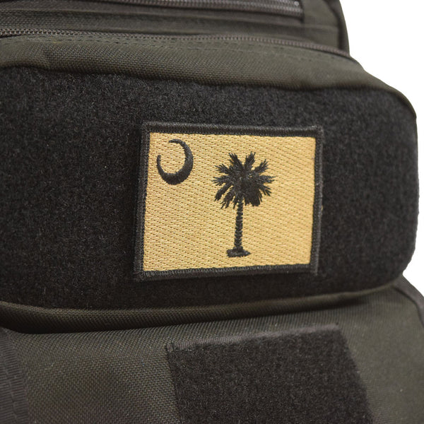 South Carolina Flag Velcro Patch - Tactical Baby Gear - 2