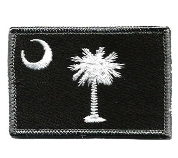 South Carolina Flag Velcro Patch - Tactical Baby Gear - 3