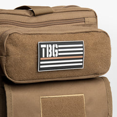 TBG Thin Brown Line Patch