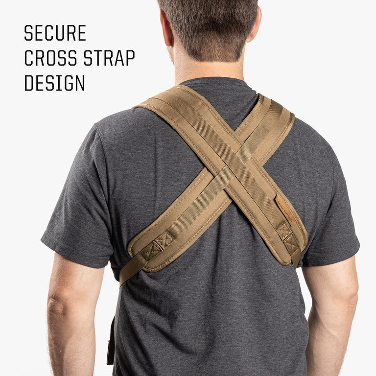 Tactical Baby Carrier® (Woodlands Camo)