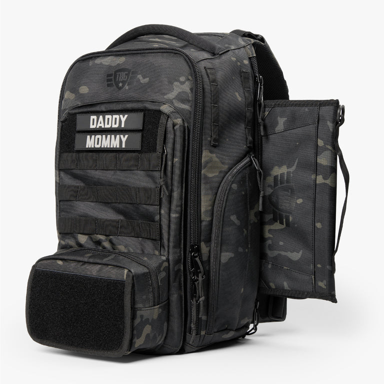 MOD Backpack + Tactical Wipe Panel Kit