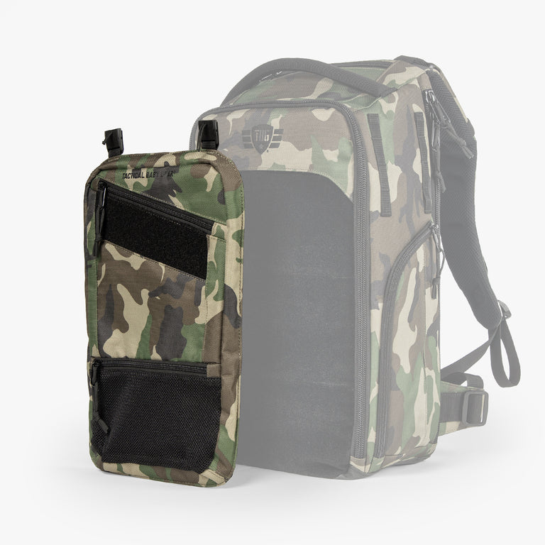 MOD Low Pro Panel - 002 (Woodlands Camo)