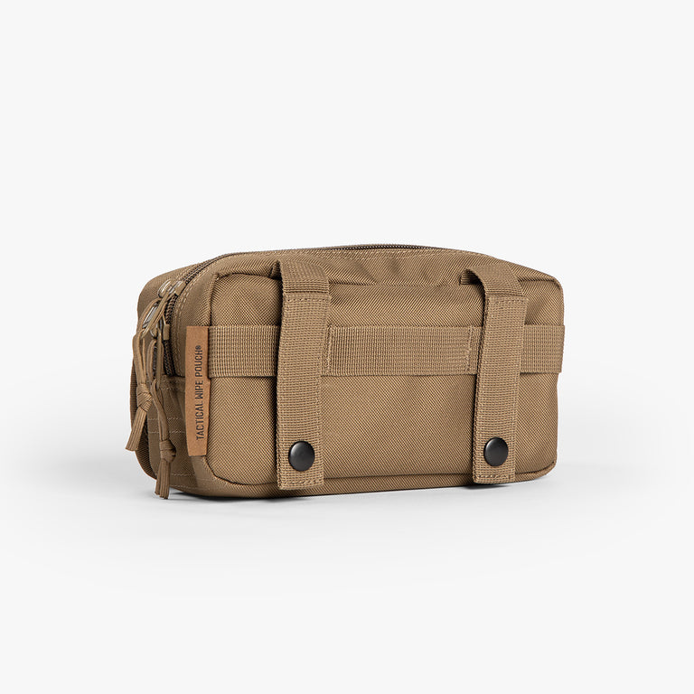 Tactical Wipe Pouch® - Horizontal