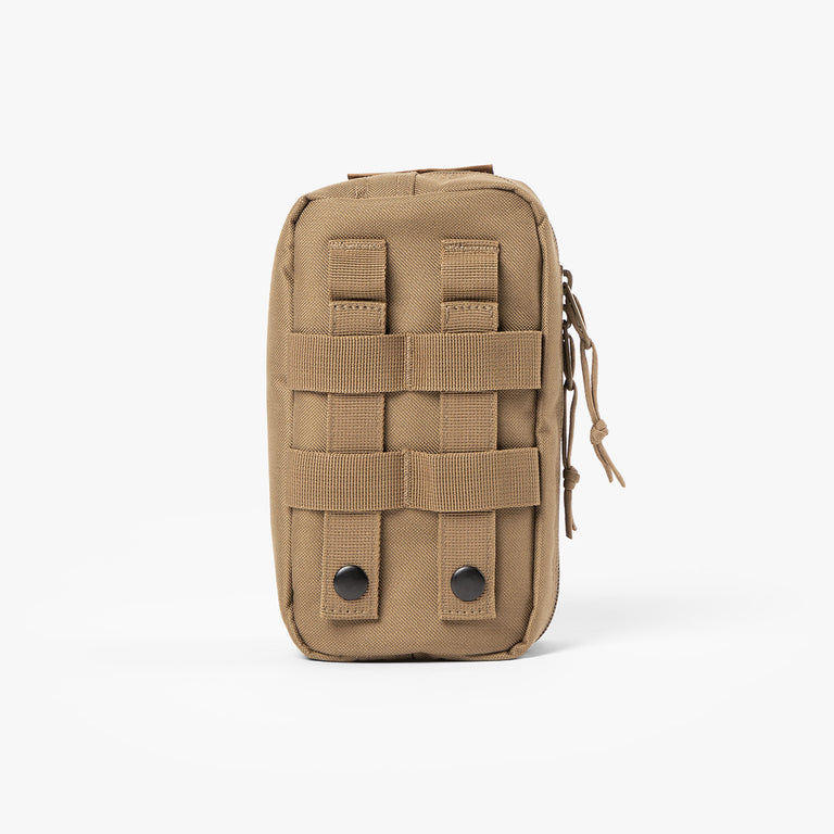 Tactical Wipe Pouch® (Woodlands Camo)