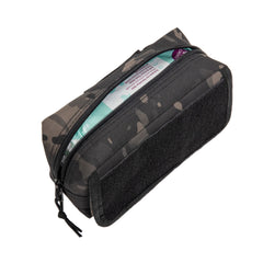 black camo diaper bag backpack wipes pouch accessory