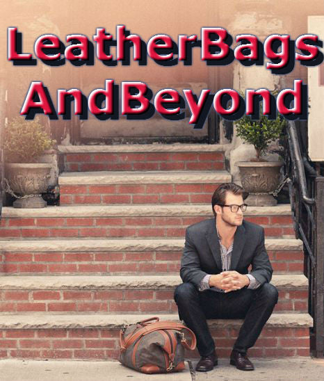 Welcome to LeatherBagsAndBeyond the Store for Leather Products
