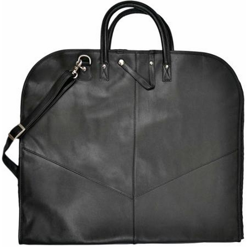 47d903aee131 Royce Leather Luxury Garment Bag Handcrafted in Top Grain Nappa Leather