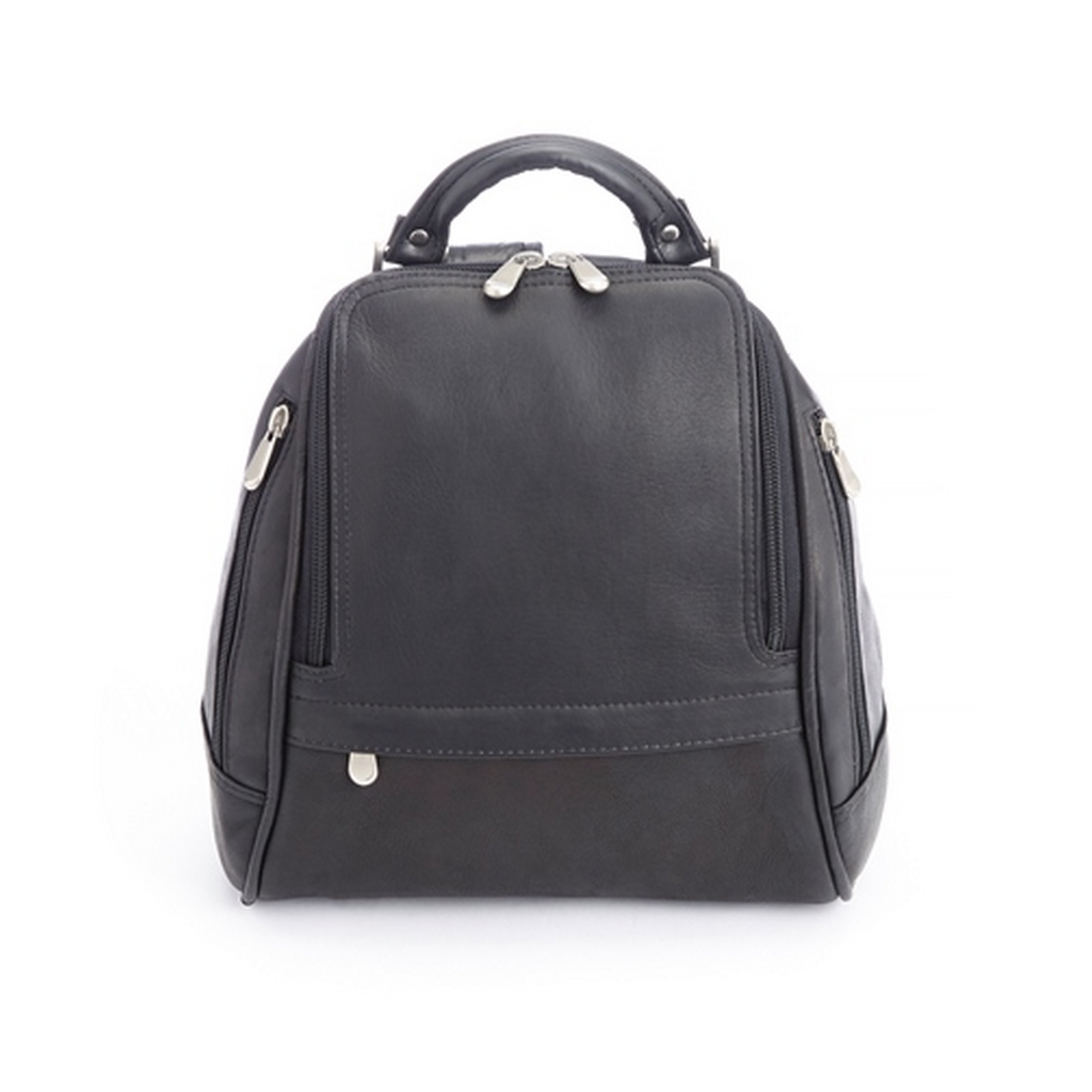 09cd561080 Royce Leather Luxury Womens Sling Backpack Handcrafted in Colombian  Vaquetta Leather