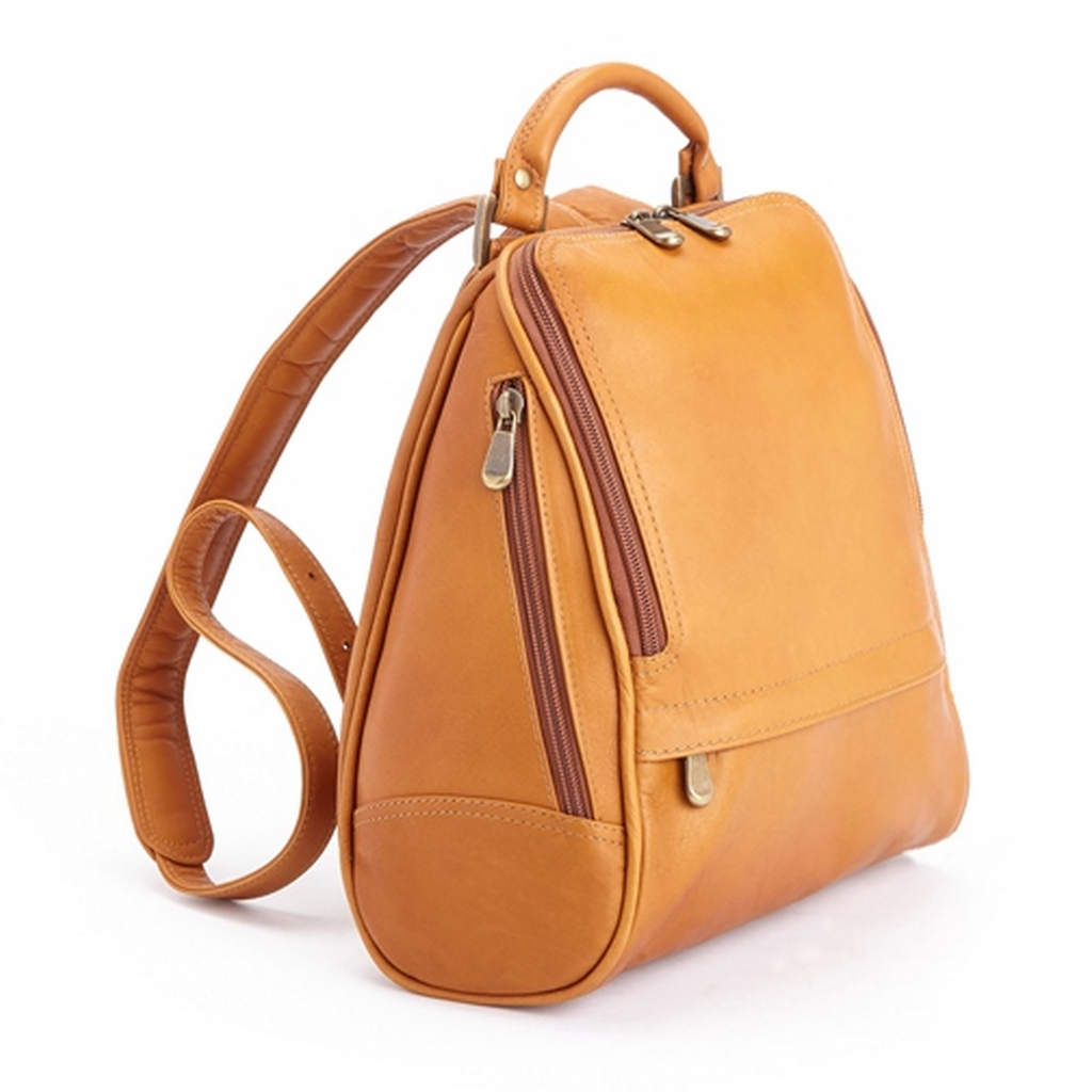 44d872807d Royce Leather Luxury Womens Sling Backpack Handcrafted in Colombian ...
