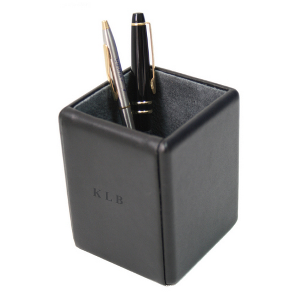Royce leather luxury leather desk set pen cup organizer letter royce leather luxury leather desk set pen cup organizer letter tray and business card holder lined with suede magicingreecefo Choice Image