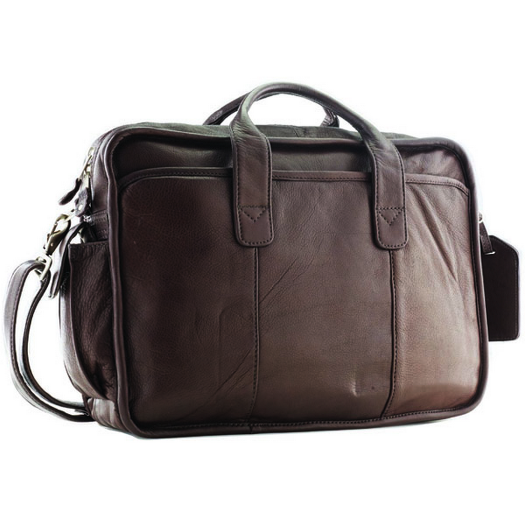 ab286842701b Leather Laptop Bags to Carry Your Computer - LeatherBagsAndBeyond