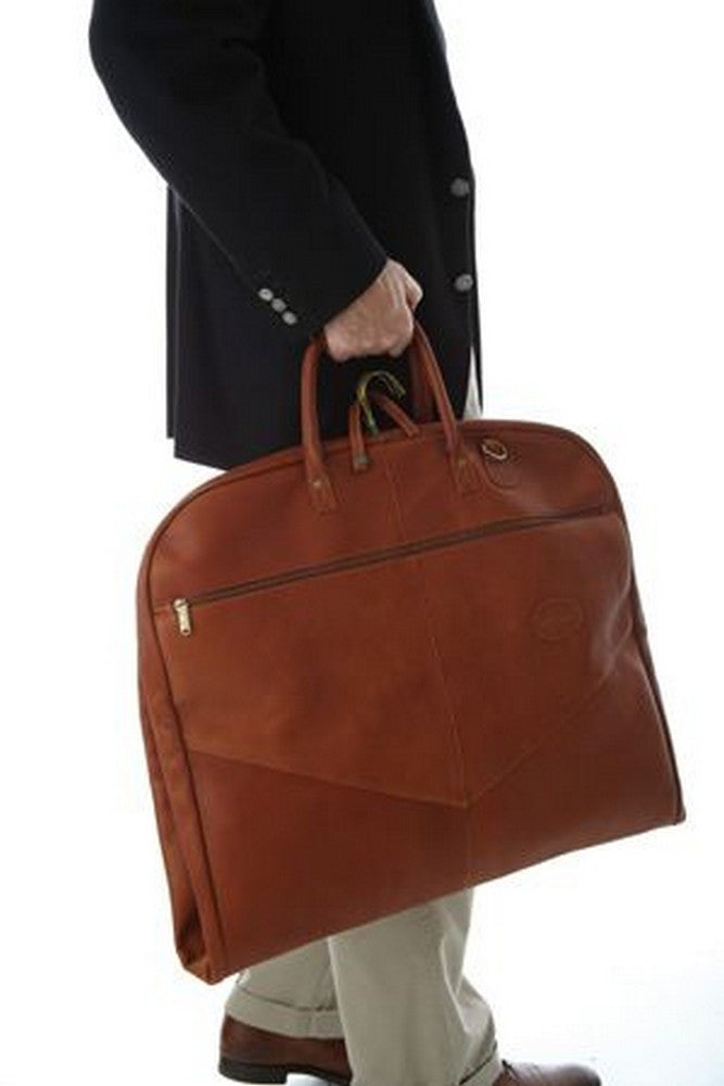 Leather Garment Bags - LeatherBagsAndBeyond 366f13ad00047