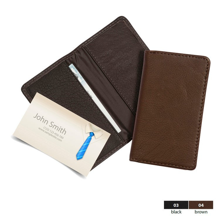 Leather Business Card Cases to Hold Your Business Cards ...