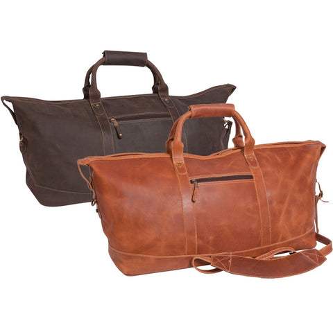 Leather Duffel Bags from Wheeled to Laptop - LeatherBagsAndBeyond ad62931820ada