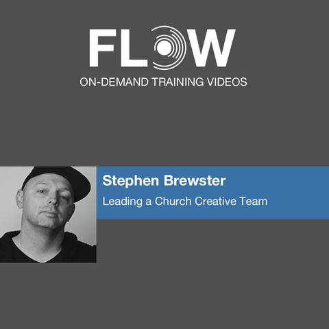 Flow Conference On-Demand - Stephen Brewster