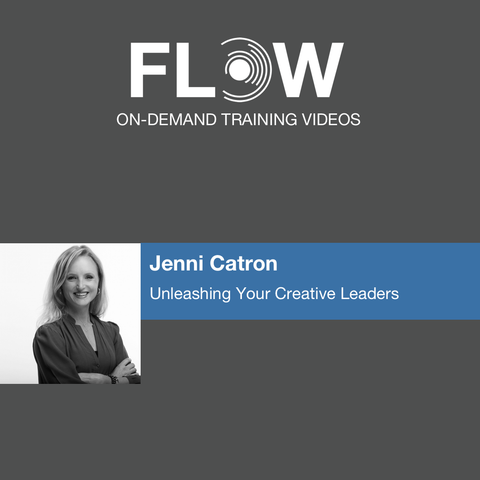 Flow Conference On-Demand - Jenni Catron