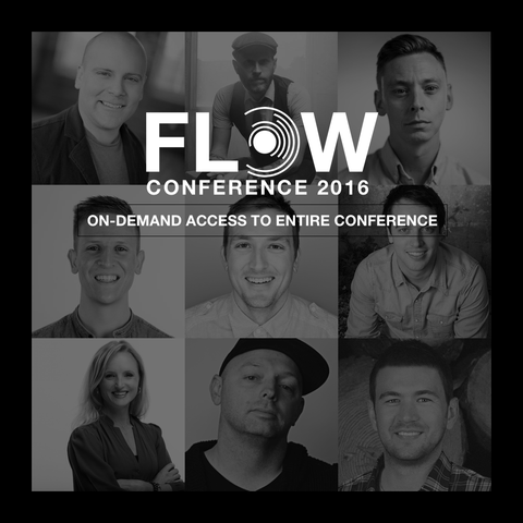 Discount Offer - Flow Conference 2016 On-Demand Access