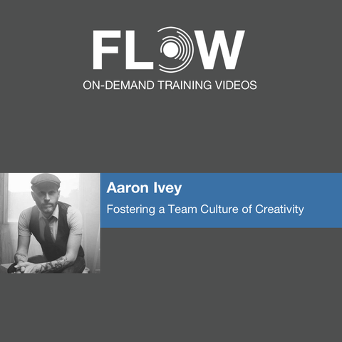 Flow Conference On-Demand - Aaron Ivey