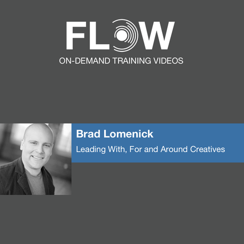 Flow Conference On-Demand - Brad Lomenick