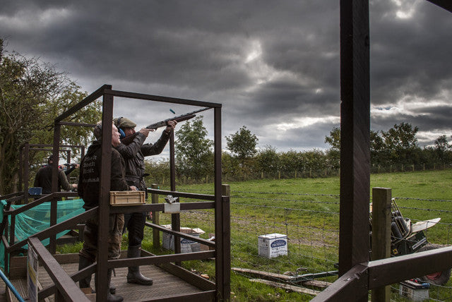 Clay Pigeon Shooting in Newcastle Upon Tyne