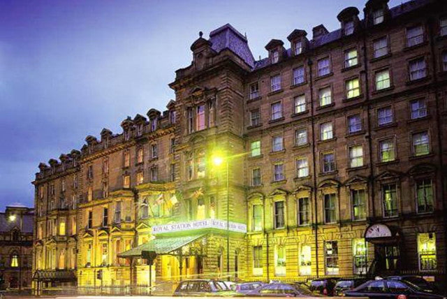 Cheap Accomodation in Newcastle- Royal Station Hotel