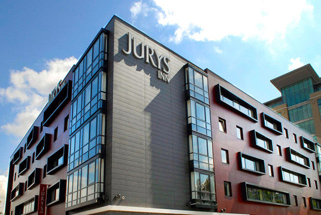 Newcastle accomodation- Jurys Inn Newcastle