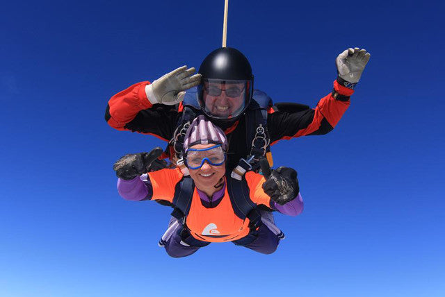 Sky Diving Newcastle