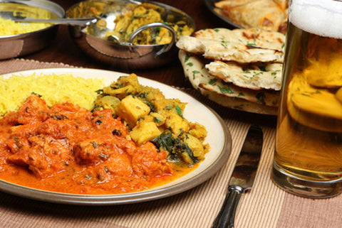 Two-Course Indian Meal for Two