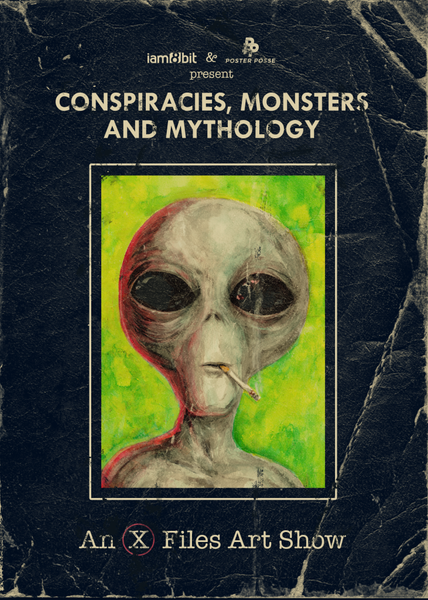 X-Files: Conspiracies, Monsters, & Mythology