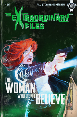 "X-Files - ""The Woman Who Didn't Believe"" by Nicolas Bannister"